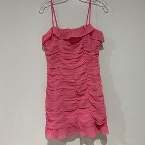 BB Dakota Mini Pink Dres new without Tag